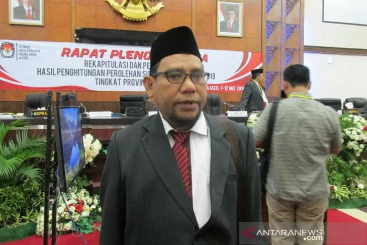 KIP harap Gubernur Koordinasi ke pusat terkait jadwal Pilkada Aceh