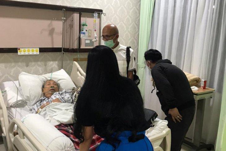 PPP Kondisi kesadaran menurun Hamzah Haz dirawat ke ICU