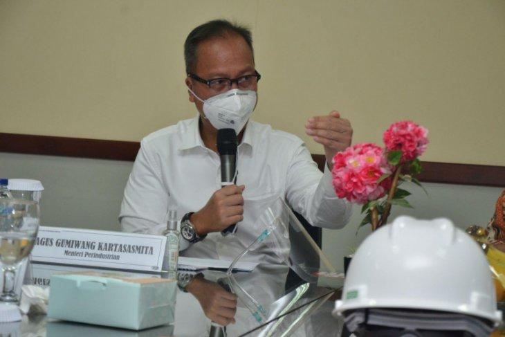 Menteri Agus Gumiwang: Kinerja industri manufaktur merangkak naik