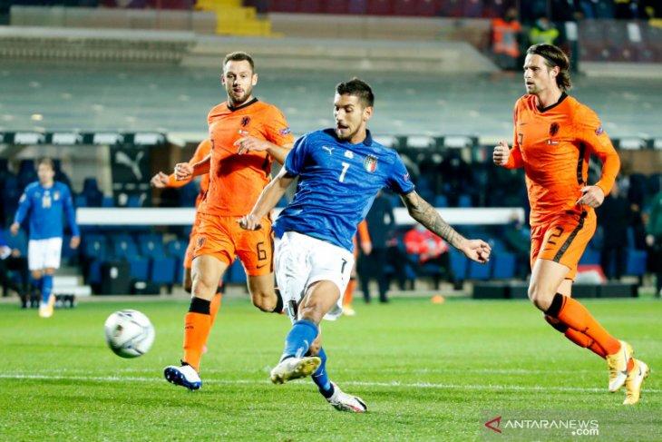 Pellegrini cedera jelang Italia lawan Turki