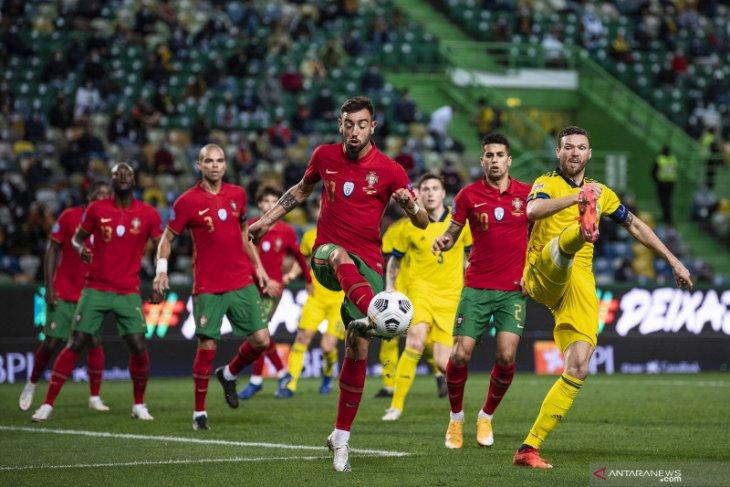 Bruno Fernandes sebut Portugal tidak terpengaruh dengan absennya CR7