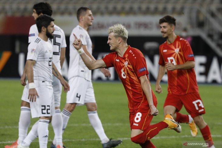 Liga Nasional UEFA, hasil imbang hiasi dua pertandingan Divisi C Grup 2