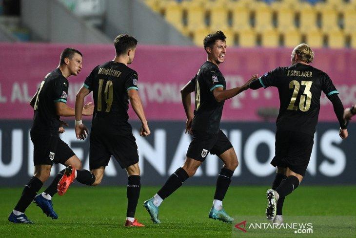 Norwegia dan Austria  petik tiga poin di Grup B1