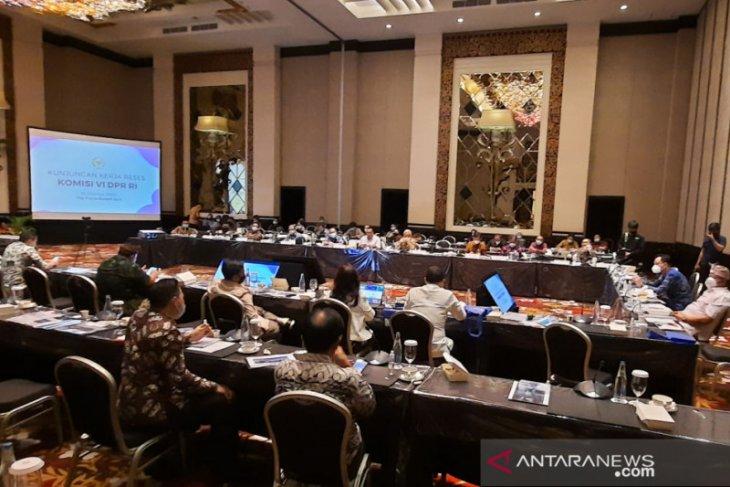 Komisi VI DPR-BUMN bahas pemulihan ekonomi - pariwisata Bali