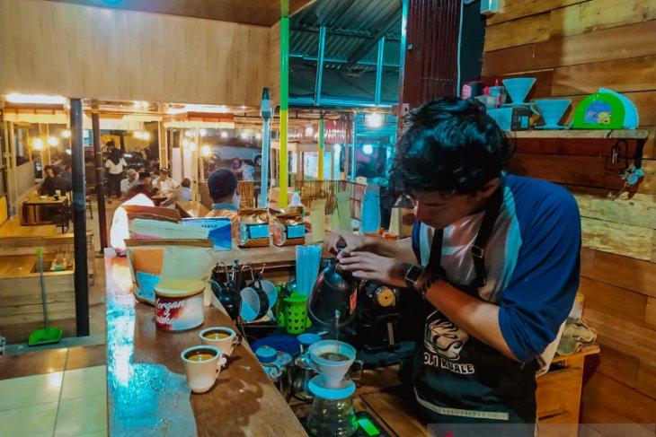 Kedai kopi 'Kuale', secangkir kopi untuk lingkungan