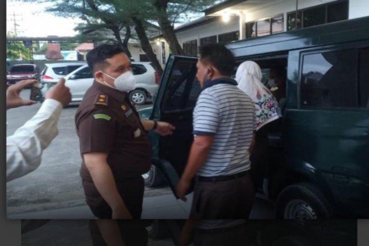 Satu  tersangka kasus korupsi Diknas Tebing Tinggi ditahan