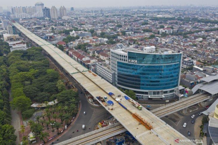Sepanjang 2020, jalan tol beroperasi capai 210,3 km