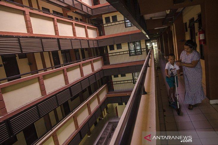Target pembangunan apartmen transit Jabar