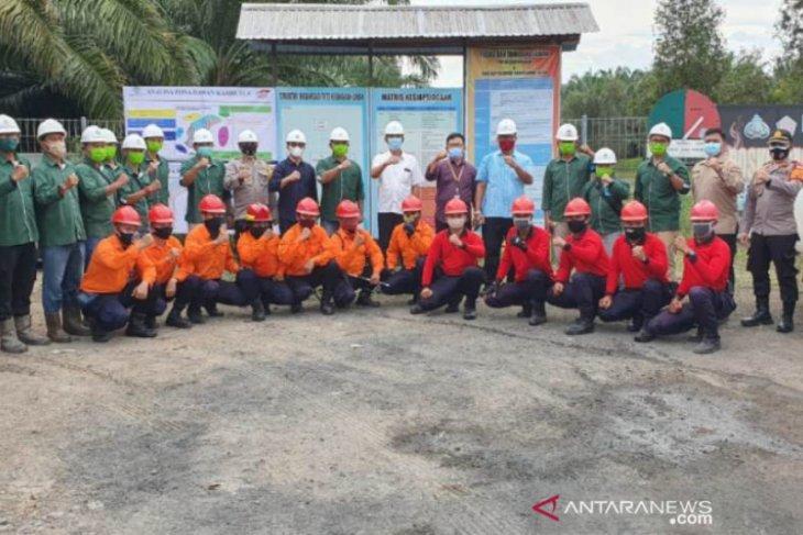 Tetapkan Zero Fire, PT SAM programkan pencegahan kebakaran berbasis masyarakat