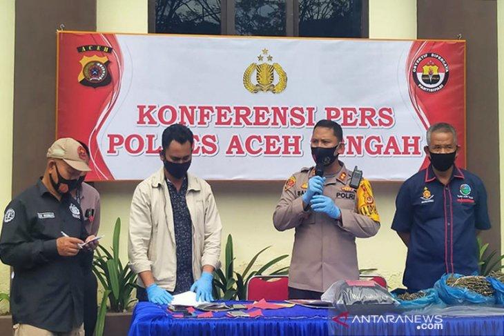 Polres Aceh Tengah bekuk tersangka pencabulan anak di bawah umur