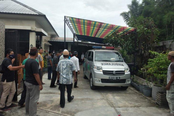 Anggota DPRD Belitung meninggal dunia saat dinas ke Pangkal Pinang