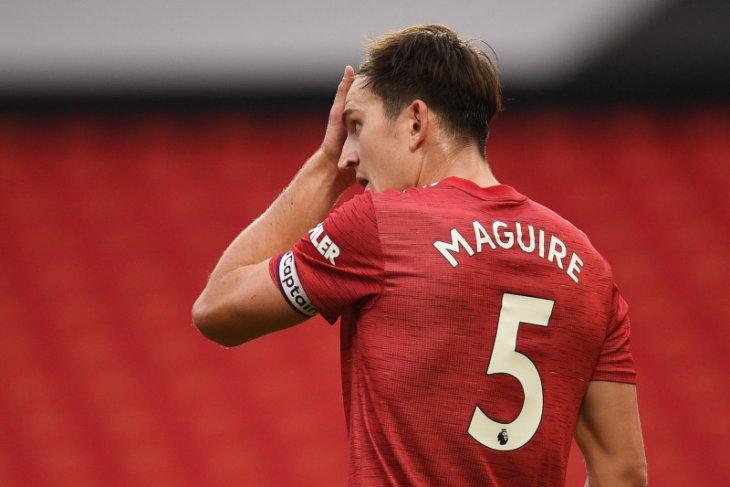 Ada apa dengan Harry Maguire?