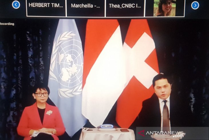 Indonesia bakal menerima bantuan pengadaan vaksin secara multilateral