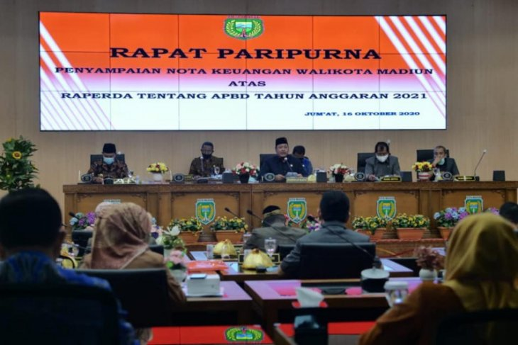 APBD 2021 Kota Madiun diproyeksikan Rp1,003 triliun
