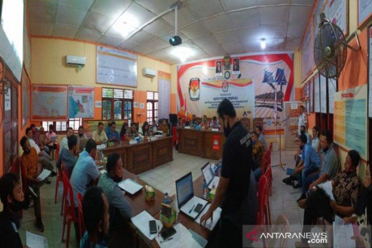 DPT Pilkada Madina ditetapkan sebanyak 299.582 jiwa