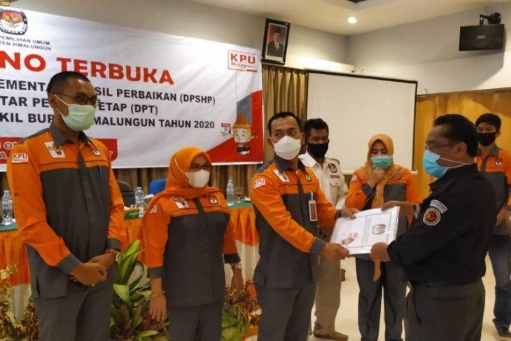 Pilkada Simalungun, DPT 636.303, TPS 1.992