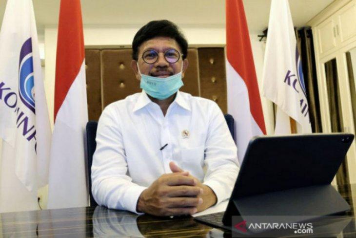 Kementerian Kominfo targetkan Indonesia terkoneksi tahun ini