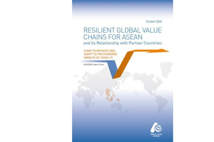 AJC identifies vulnerable industries by calculating the risk intensity of value chains to external shocks in their recent report on Resilient GVCs for ASEAN