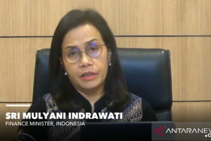 Menteri Keuangan: Indonesia punya akses pasar untuk pembiayaan COVID-19