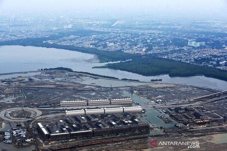 Mahkamah Agung tolak gugatan terkait reklamsi Pulau I di DKI Jakarta