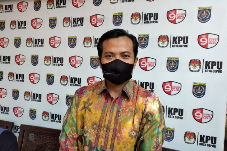KPU Depok siapkan dua pakaian APD setiap TPS