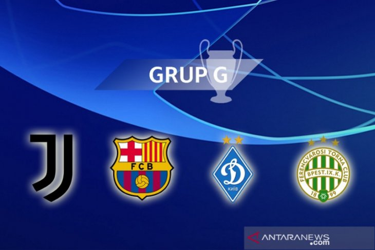 Grup G Liga Champions: Reuni Messi vs Ronaldo