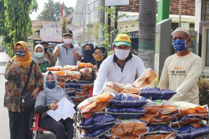 Jumlah penerima bantuan Kartu Sahabat di Kota Kediri bertambah