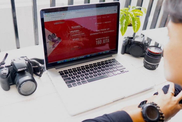 Telkomsel Urvideo Competition 2020 nama baru inisiatif program Telkomsel
