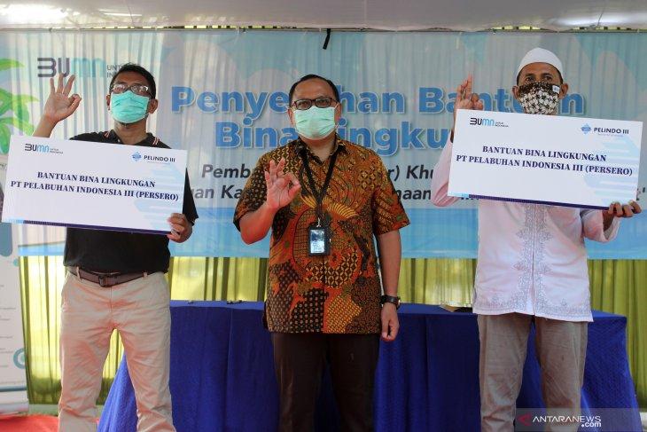 Bantuan pengembangan wisata pantai utara Surabaya