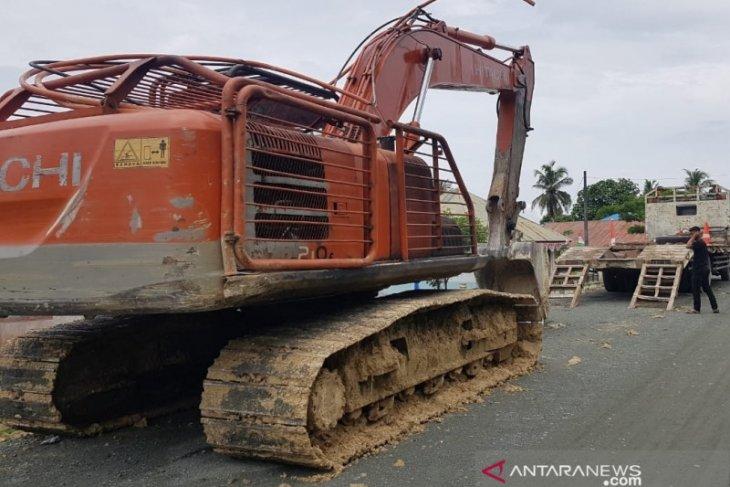 Seorang pengusaha di Simeulue jadi tersangka kasus tambang ilegal