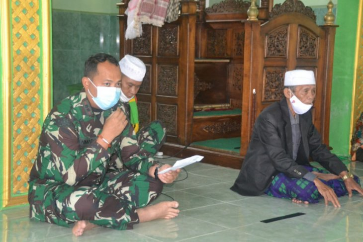 Khatam Quran bentuk rasa syukur lancarnya kegiatan TMMD