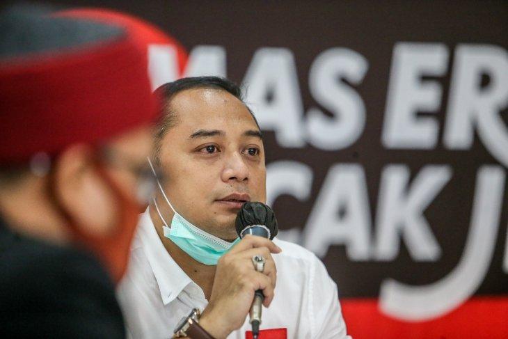 Eri-Armuji siap tanggung iuran BPJS warga Surabaya bergaji di bawah Rp10 Juta
