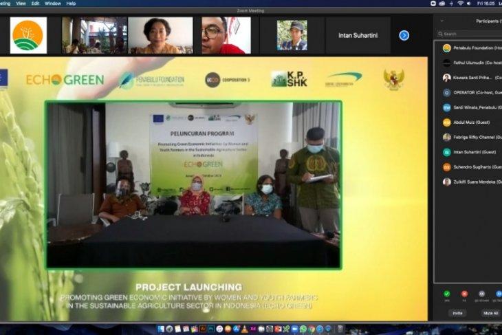 Uni Eropa dan Yayasan Penabulu luncurkan proyek ECHO Green