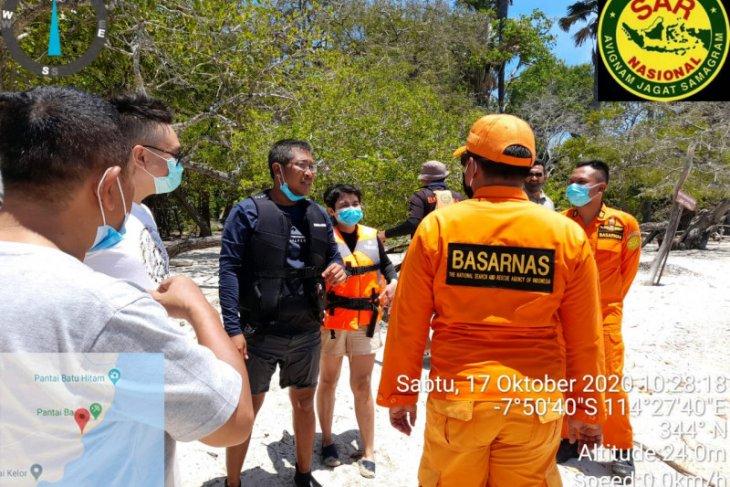 Pasangan suami istri yang dilaporkan hilang di Perairan Banyuwangi ditemukan selamat