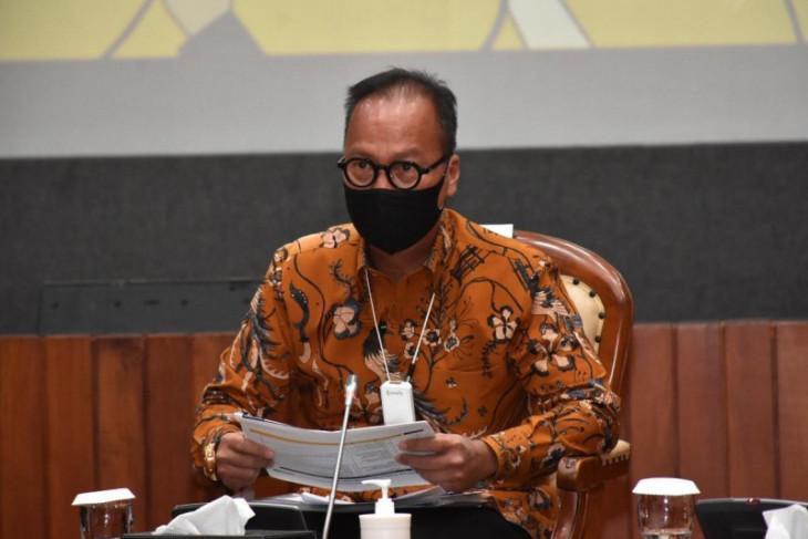 Menperin Agus Gumiwang optimistis UU Cipta Kerja pacu reindustrialisasi