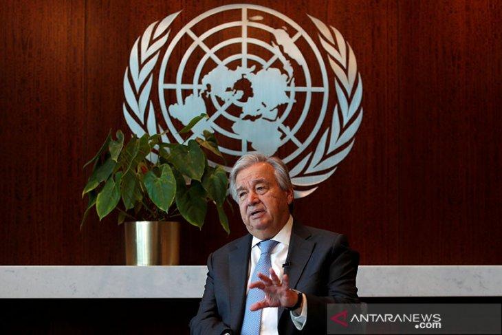 PBB batalkan pertemuan tatap muka karena COVID-19