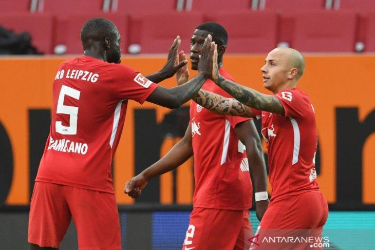 Klasemen Liga Jerman: Leipzig teratas, Bayern-Dortmund menempel ketat