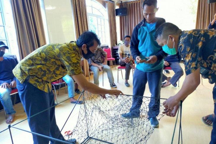 Inovasi bubu lipat bakal genjot kapasitas nelayan Natuna