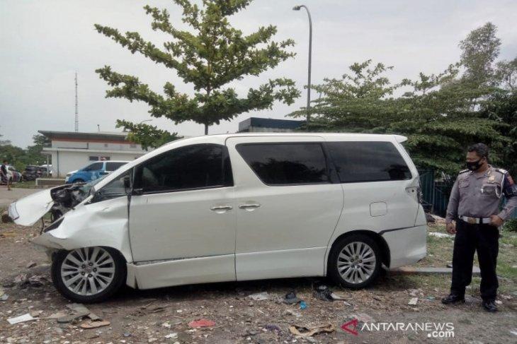 Hanafi Rais alami luka berat akibat kecelakaan