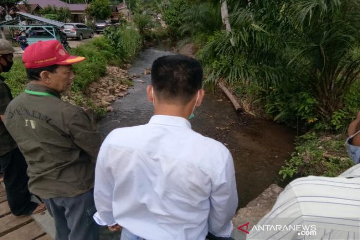 Masyarakat Batu Godang apresiasi pemasangan bronjong antisipasi banjir