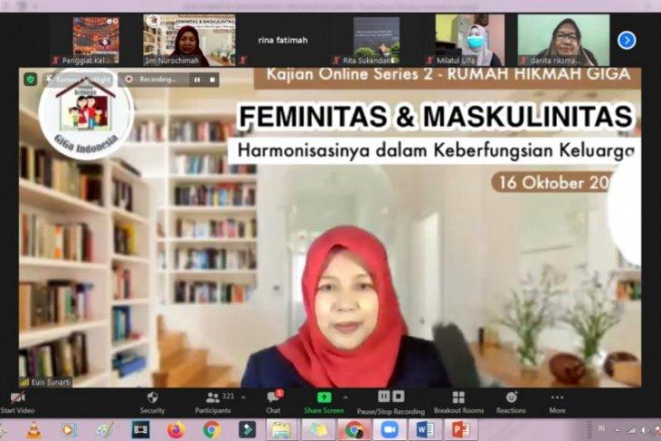Pakar IPB: Ketahanan keluarga butuh harmonisasi maskulinitas dan feminitas