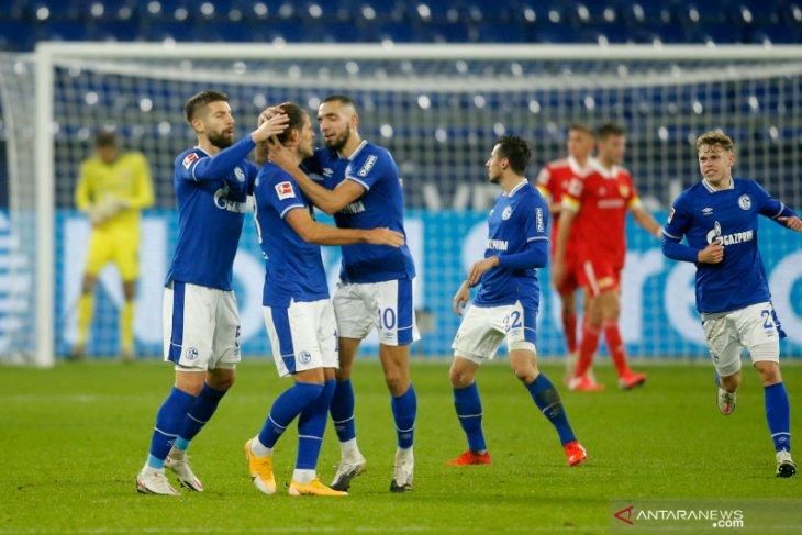 Liga Jerman - Schalke akhiri rentetan kekalahan saat berhasil tahan imbang Union Berlin 1-1