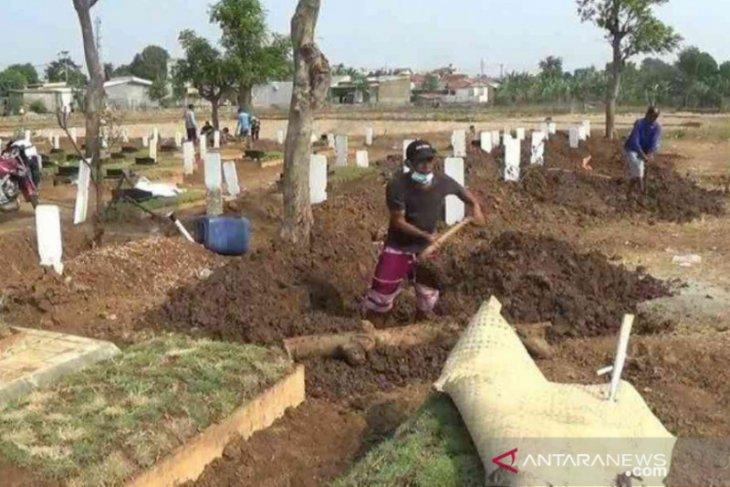 Kasus kematian akibat COVID-19 Kabupaten Bekasi bertambah sembilan orang