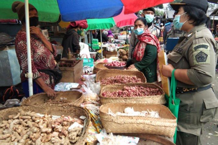 13 warga Bangli terjaring operasi yustisi dengan dikenai teguran simpatik