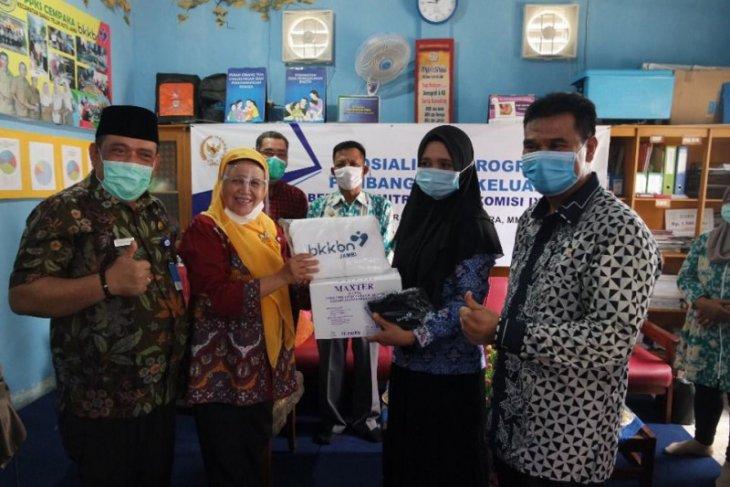 Bersama mitra kerja, BKKBN sosialisasikan program Bangga Kencana