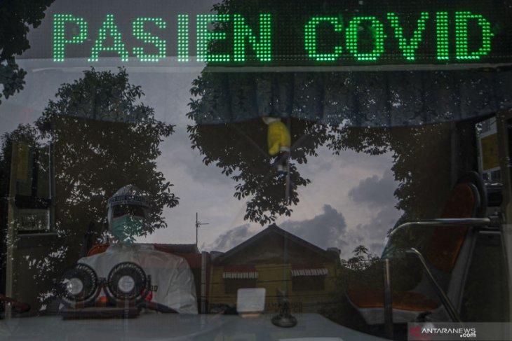 21.938 pasien COVID-19 di RSD Wisma Atlet Kemayoran berhasil sembuh