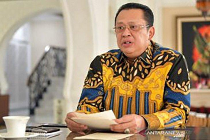 Ketua MPR sebut UU Cipta Kerja berikan kemudahan berusaha