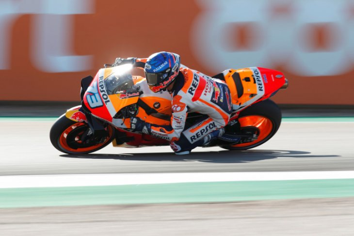 Alex Marquez temukan kekuatan setelah kemas dua podium untuk Honda