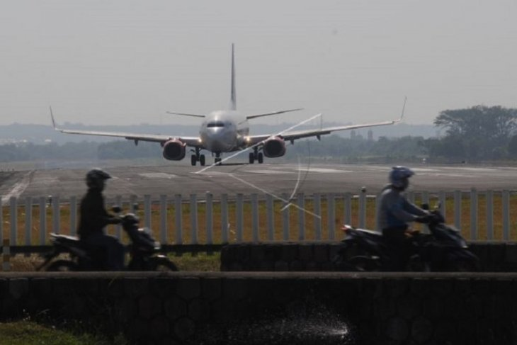 Angkutan logistik penerbangan Jambi-Jakarta terus membaik