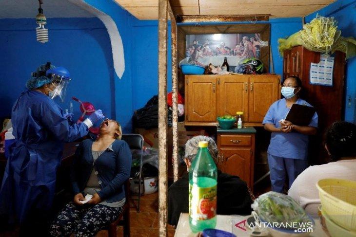 Meksiko mulai vaksinasi COVID saat rumah sakit mulai kewalahan tangani pasien